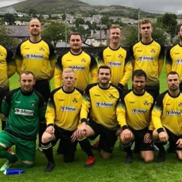 Gwynedd League and Anglesey League: Tigers hit six and Mountain go nap