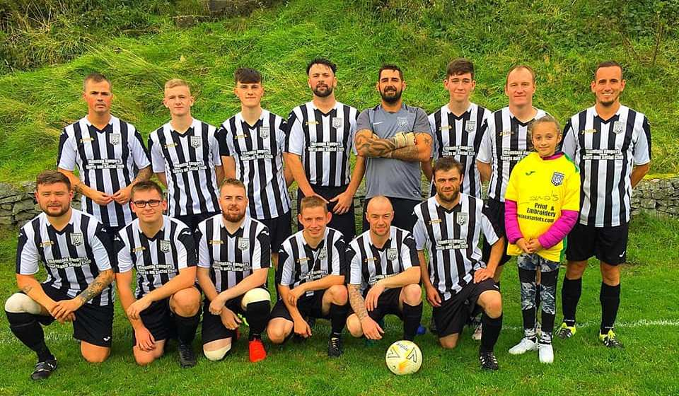 Anglesey League: Unbeaten leaders Mountain Rangers hit nine