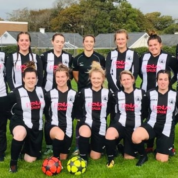 North Wales Women's League: Amlwch and Nomads draw, wins for Pwllheli, Rangers, Llanfair, Bethel and Airbus