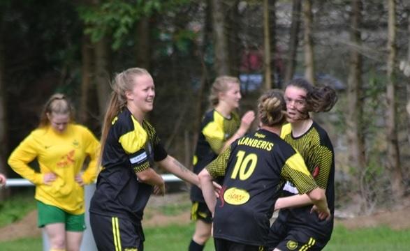 Female Football Focus: Sioned Phillips (Llanberis Ladies FC)