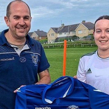 Goals for Girls: Ffion Owen hits fourth hat-trick of season to lead Division Two chart