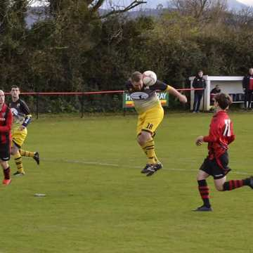 Gwynedd and Anglesey Leagues: Big away wins for Hotspur Reserves, Llangoed and Caergybi