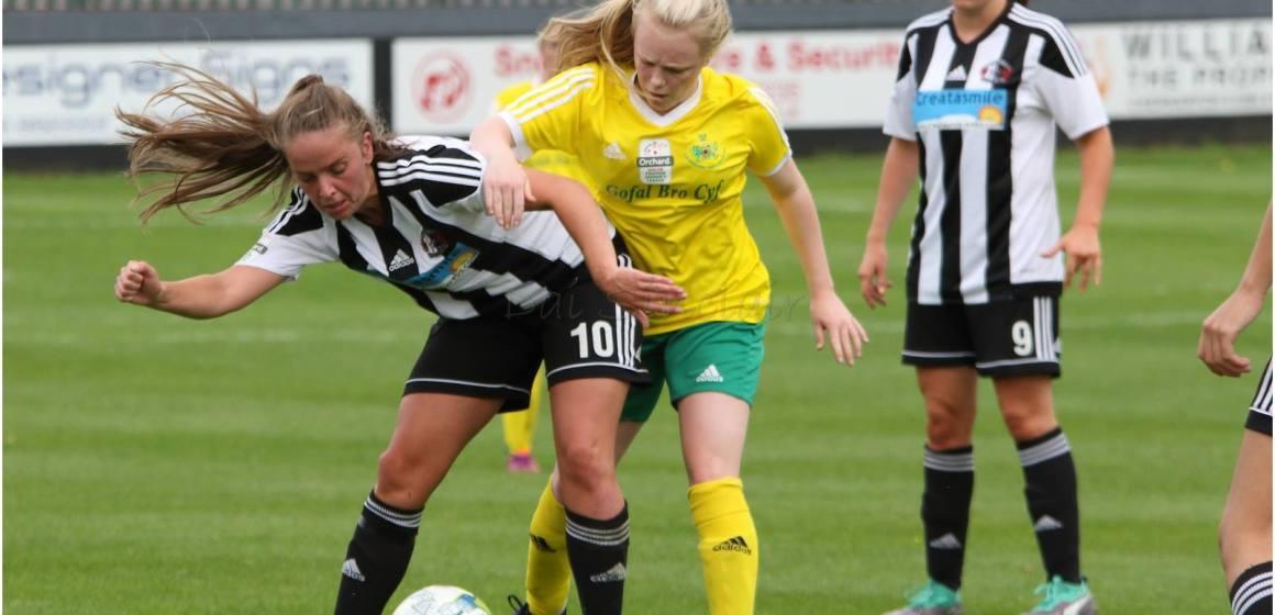 Female Football Focus: Jordan Roberts (Caernarfon Town)