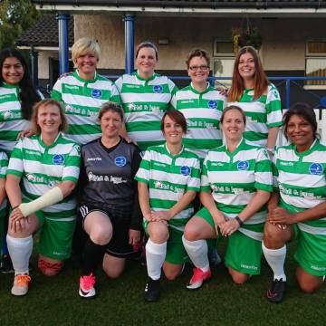 Women's Recreational Football: Mochdre and Bees remain unbeaten, Bay score four