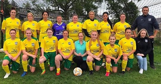 Female Football Focus: Jessica Lane (Mountain Rangers)