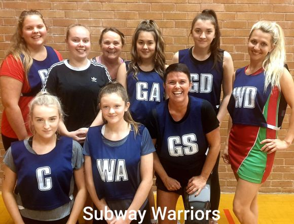 Netball: Wins for Wnion, Llangefni, Subway and Moniars in Gwynedd and Anglesey Division Two