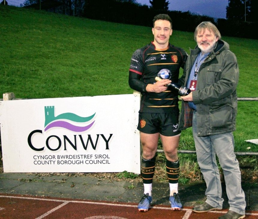 Rugby Union: RGC target back-to-back home wins, plus all North Wales results