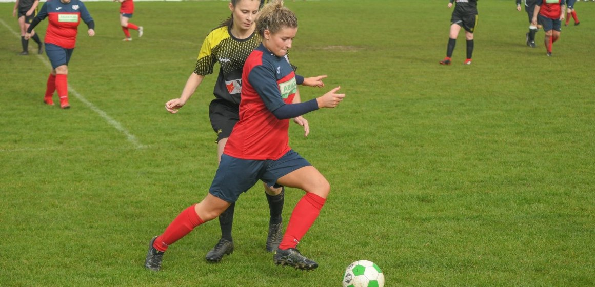 Female Football Focus: Ruby McGilloway (Holywell FC Girls and Ladies)
