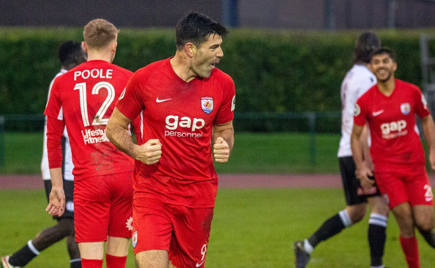 Connah's Quay Nomads break semi-final jinx in Nathaniel MG Cup