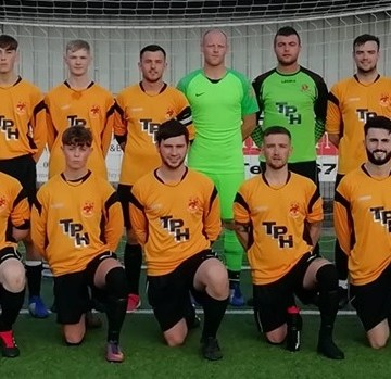 North East Wales League: Six-goal Caerwys end 2019 on a high note