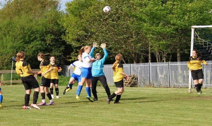 Female Football Focus: Gemma Thomas (Trearddur Bay)