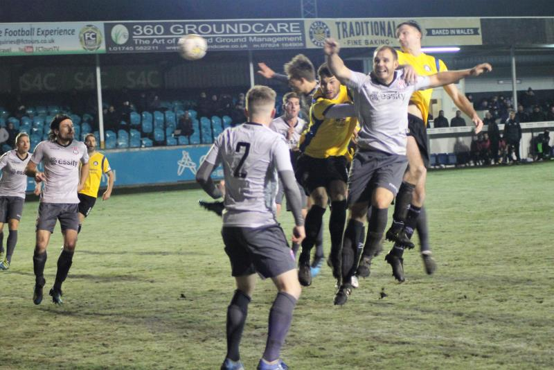 Welsh Cup third round northern previews – Upsets in the air?