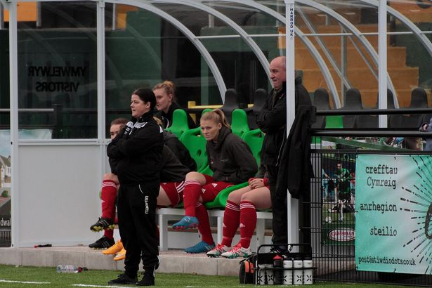 """Llandudno Ladies manager Sarah Colville: """"Carrying on was becoming impossible"""""""