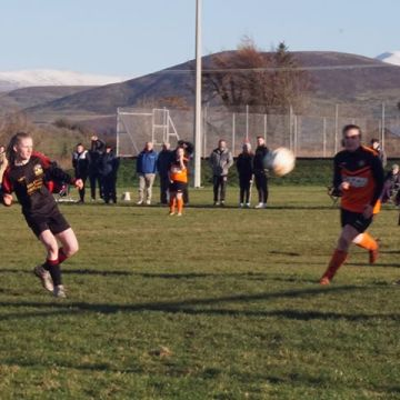 Women's football: Bethel smash nine past Denbigh, six for NFA, four from Amlwch and Airbus fly again