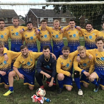 North East Wales League: In-form Caerwys upset the leaders, Chirk Town bounce back