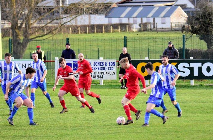 Welsh Alliance: Denbigh and Hotspur finish level, Felinheli and Pen still boss Division Two