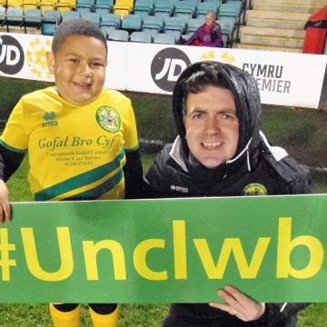 Caernarfon Town FC – a great club on and off the field