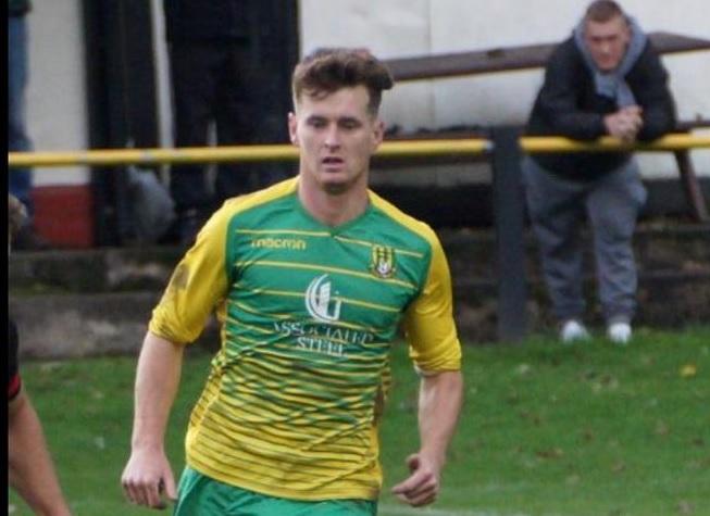 Meet the Player: Nathan Jones (Coedpoeth United)