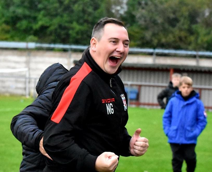 "Cymru North: ""We must be better at Colwyn Bay than we were against Rhyl or we won't be winning"" – Prestatyn manager Neil Gibson"