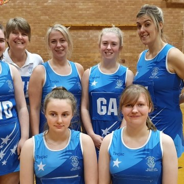Netball: Wins for Llangefni, Wnion, Tacos, Amigos in Gwynedd and Anglesey League