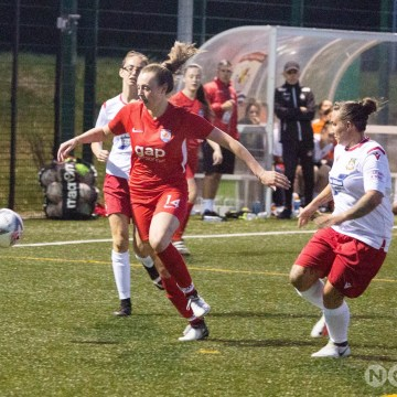Women's football: Result stands in abandoned game, Denbigh and Pwllheli advance in cup