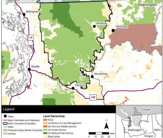 North Cascades Grizzly Planning Indefinitely On Hold CNW