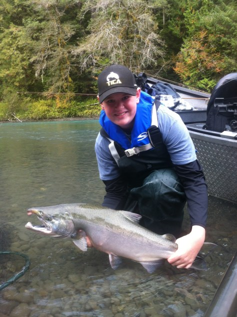 Hoh closing to all fishing thru end of november for Wdfw fishing emergency rules