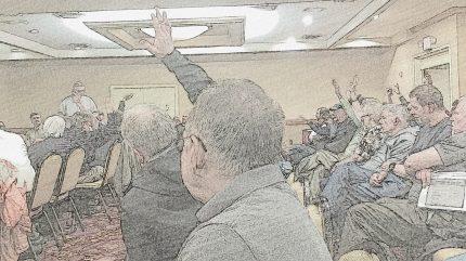 Support For Lake Washington Sockeye Restoration Assessment At Meeting
