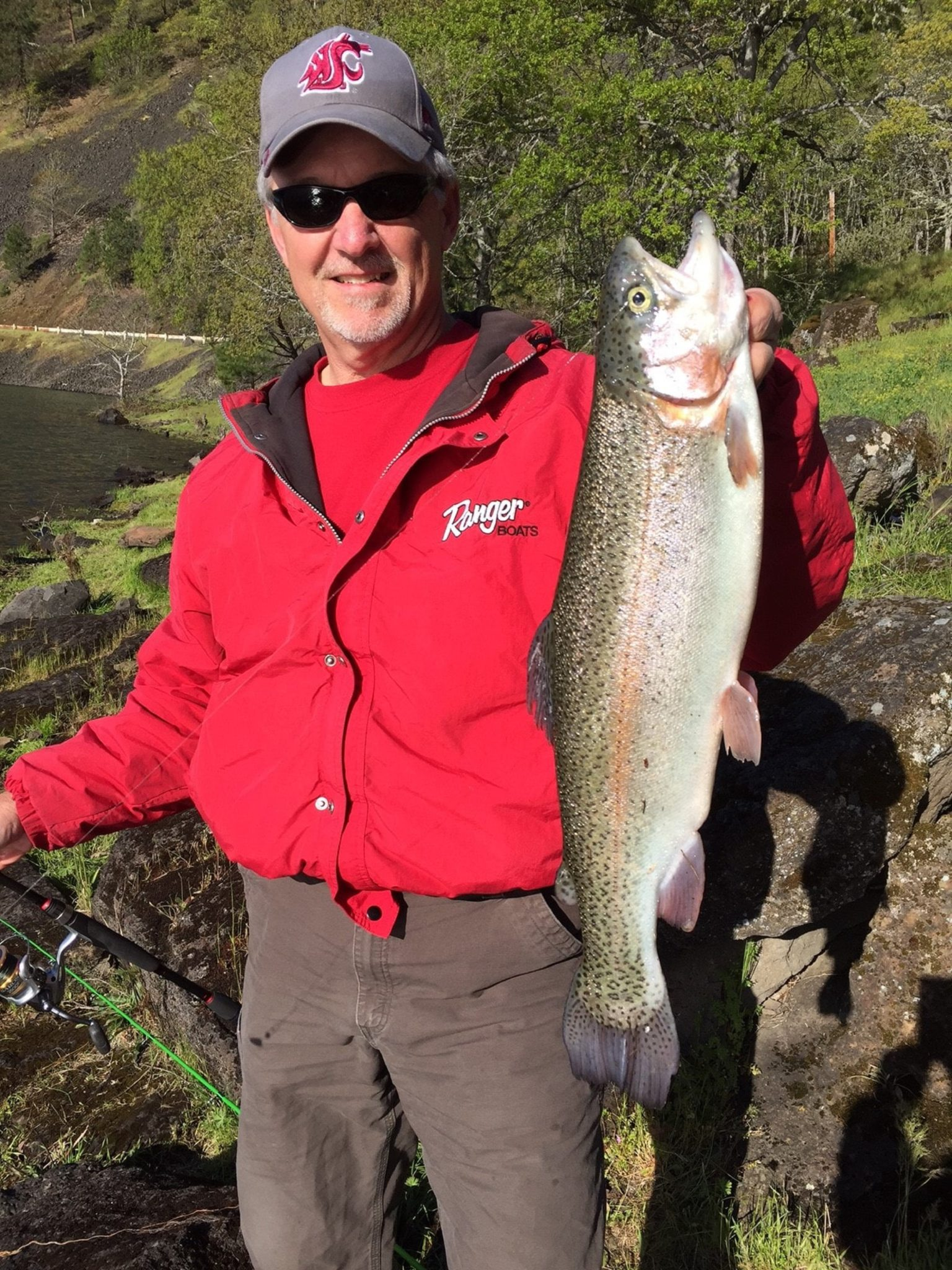 Rainbows And More To Catch On Eastside Trout Opener, Y-R Lakes