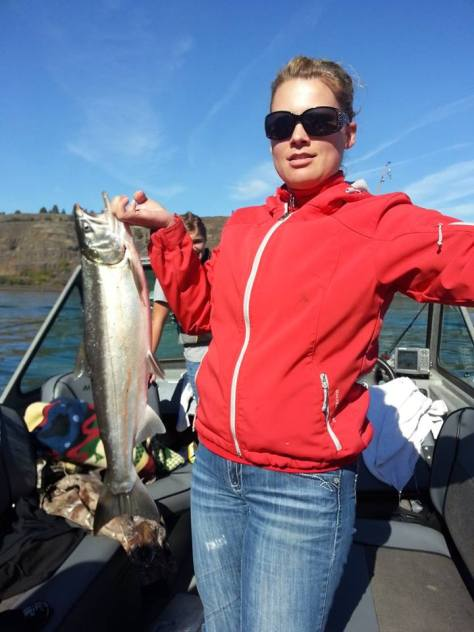 Coho, Sturgeon Reopening On Parts Of Lower Columbia