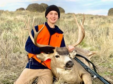 Rifle Hunter Numbers, Success Down At Okanogan, NE WA Game Checks