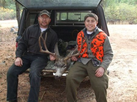 GARY LUNDQUIST'S 2008 MULEY, FROM THE TWISP RIVER. (HI-VIZ PHOTO CONTEST)