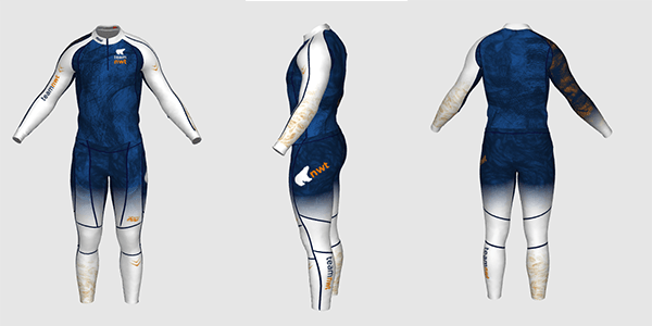 Team NWT suit