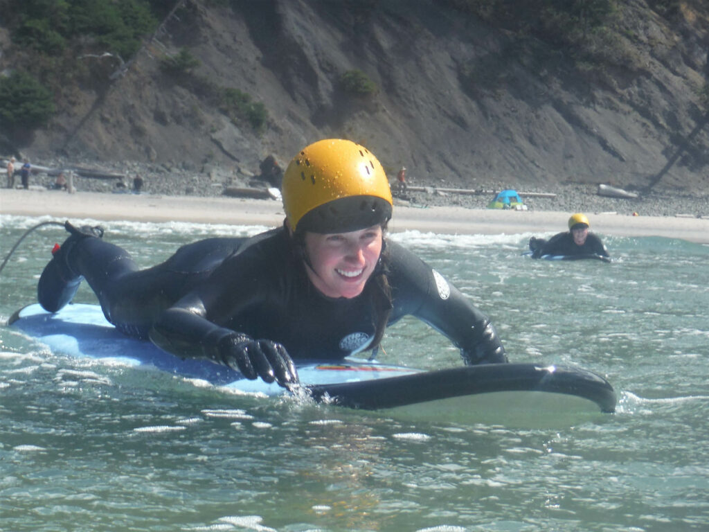 Weekend Surf Camp For Couples