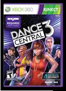 Dance Central 3 box