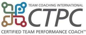 Certificaat Team Coaching International - CTPC