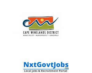 Best Cape Winelands District Municipality Internship Programme 2021 | Graduate internship