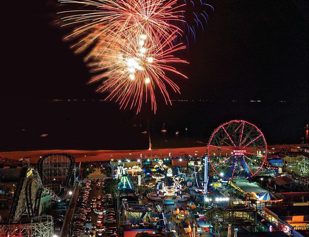 【夏限定】毎週金曜日 コニーアイランドで花火が見れる(Coney Island fireworks 2021)