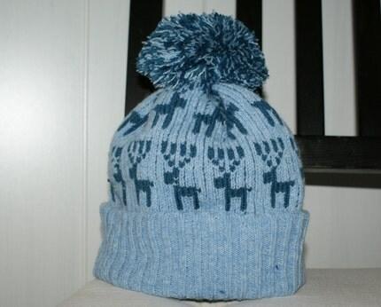Poro Poro Poro hat and scarf