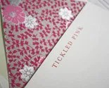 Tickled Pink Thank You Notes
