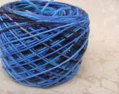 Electric Hand Dyed Merino Yarn