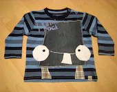 LITTLE TIMMY TOOTH recycled tee - 18months