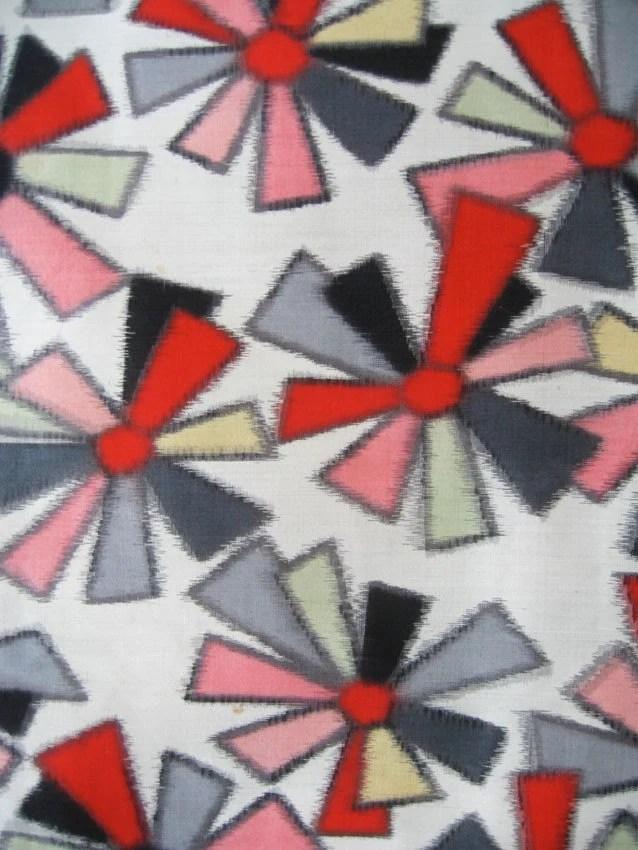 Pinwheel kimono