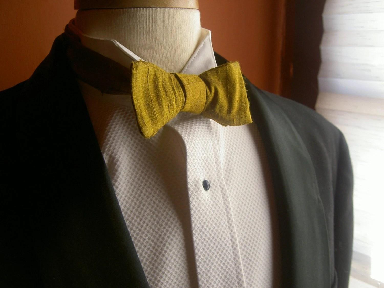 Mens Silk Bowtie