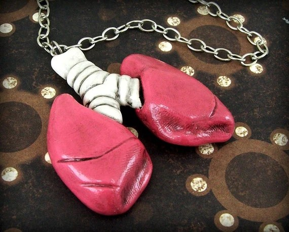 Healthy Lungs Necklace