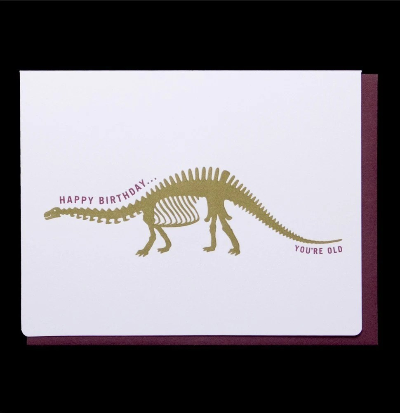 Fossil / 018 / birthday