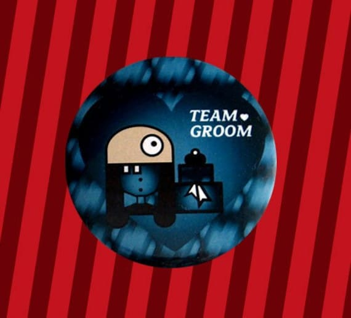 Team Groom ID button