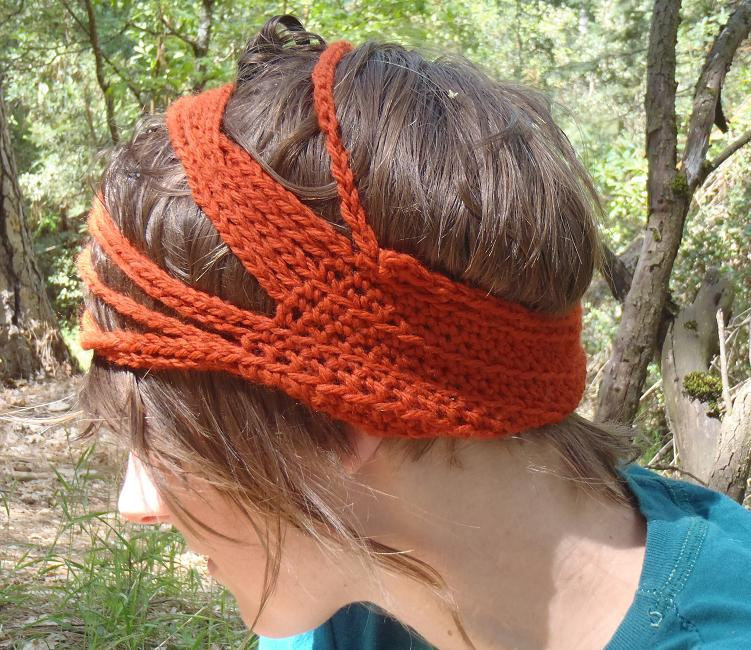 Aba Kiser's headbands