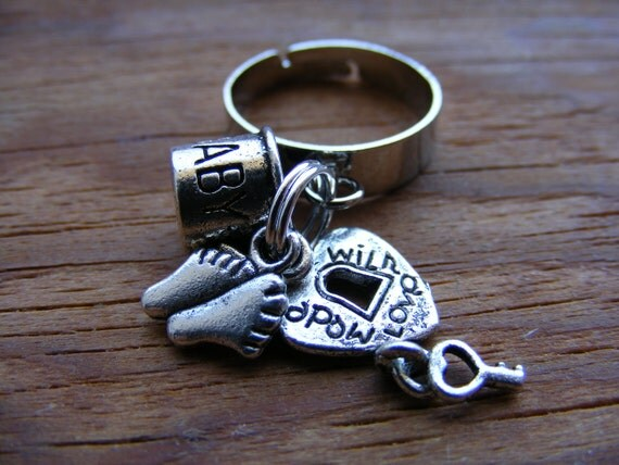 Ring Charming Mommy