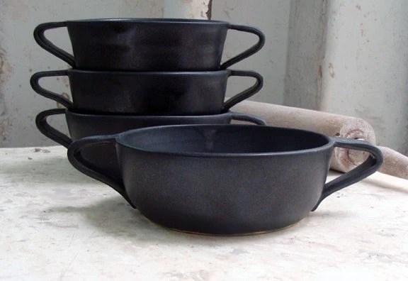Carbon Soup Bowls